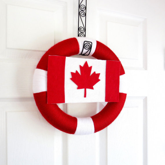 Canada Day Red and White Craft Ideas_30