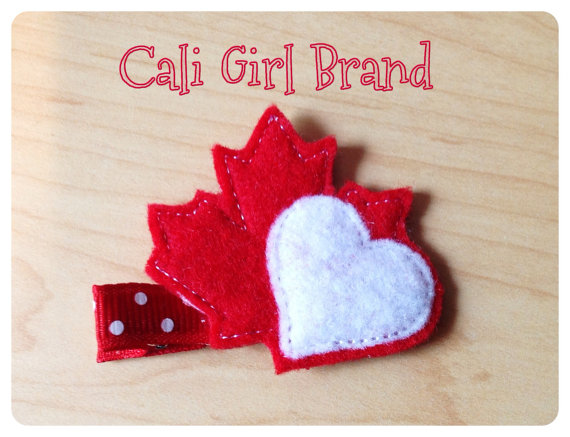 Canada Day Red and White Craft Ideas_34