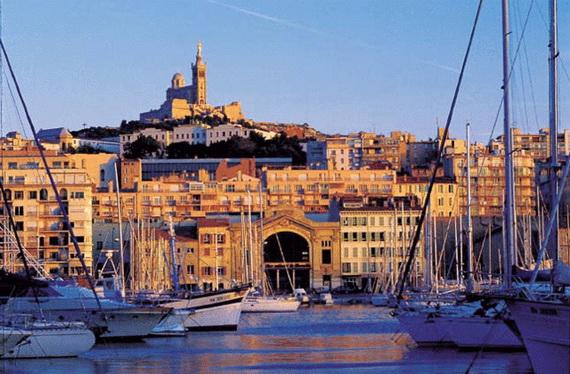 Catholic Basilica of Notre-Dame de la Garde Marseille's Queen of Hearts _14