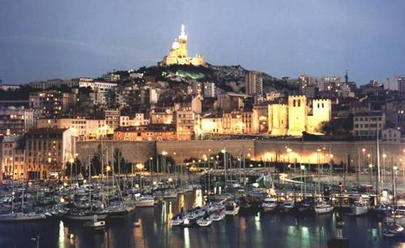 Catholic Basilica of Notre-Dame de la Garde Marseille's Queen of Hearts _16