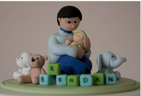 Creative Fathers Day Cakes