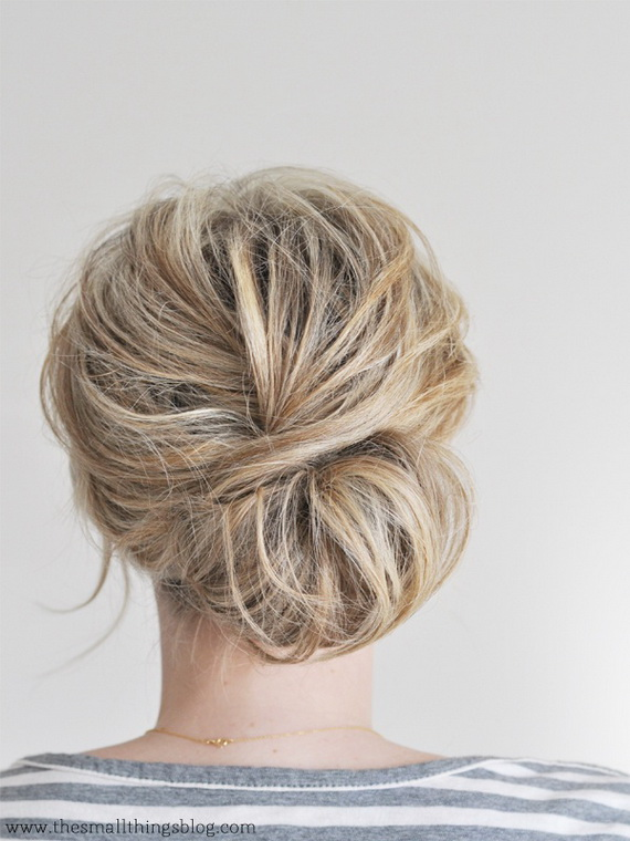 Do-It-Yourself Stylish Summer Hairstyles _3