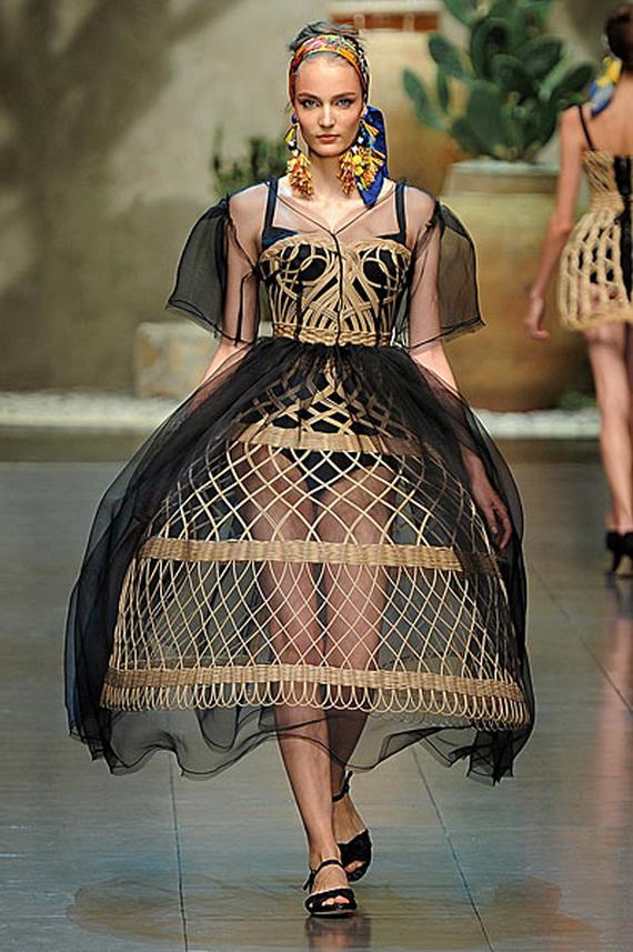 Dolce & Gabbana Spring Summer Holiday Fashion  2013_11