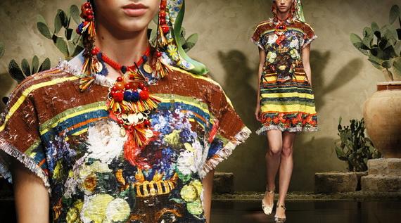 Dolce & Gabbana Spring Summer Holiday Fashion  2013_20