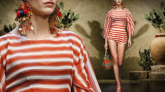 Dolce & Gabbana Spring Summer Holiday Fashion  2013_23
