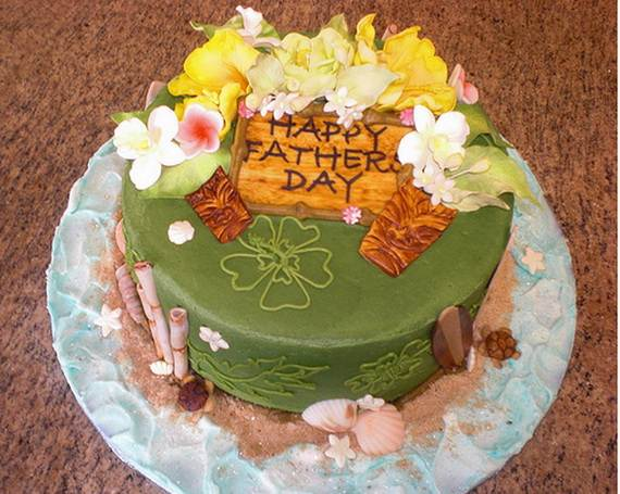 Fancy-father_s-day-cake-with-full-of-flowers-and-cake-decor_resize_resize