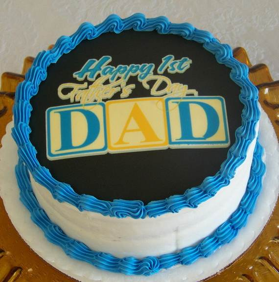 First-father_s-day-cake-picture-with-blue-and-yellow-cake-decor-and-cake-toppers_resize_resize