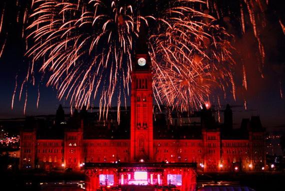 History of Canada Day Celebration