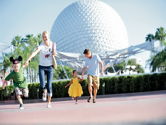 Walt Disney World Family Holiday and Vacation , Orlando _06