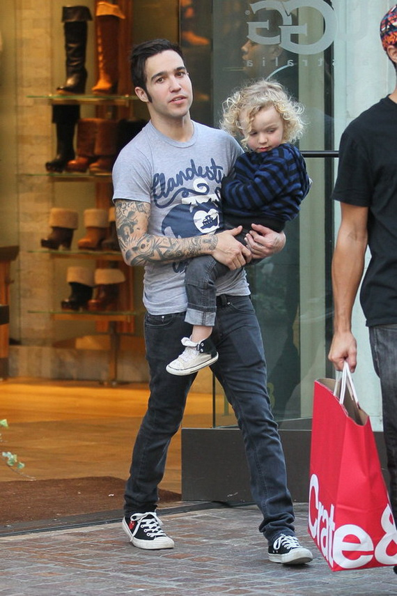 Celebrity Kids' Crazy Cool Hairstyles!_13