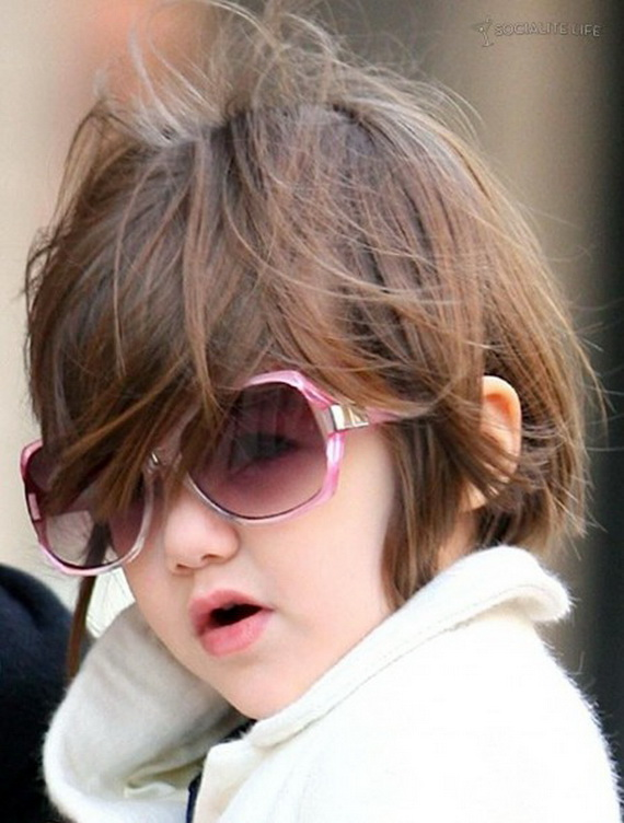 Celebrity Kids' Crazy Cool Hairstyles!_27