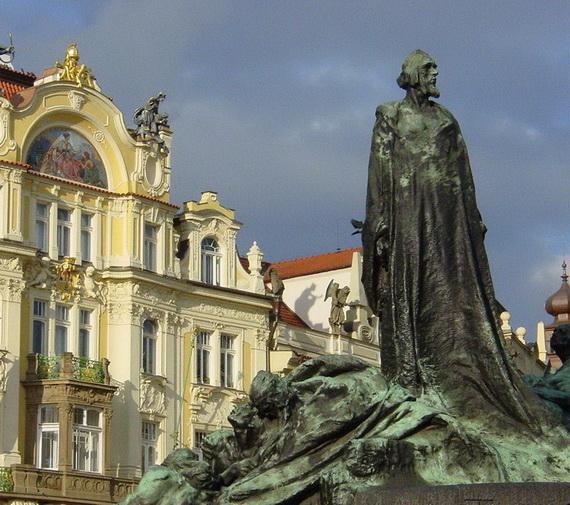 Jan Hus Day in Czech Republic2