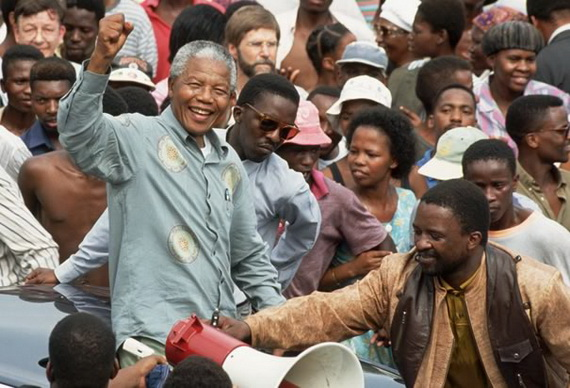 Nelson Mandela Day Take Action! 10