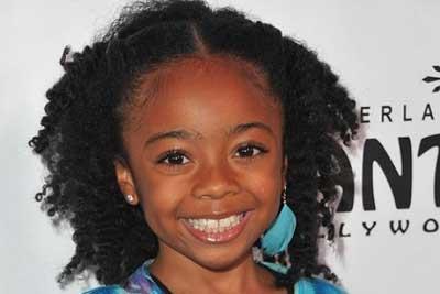 Cute Celebrity Kids' Hairstyles