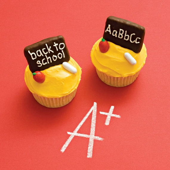 Back to School Cake and Cupcake Ideas_25