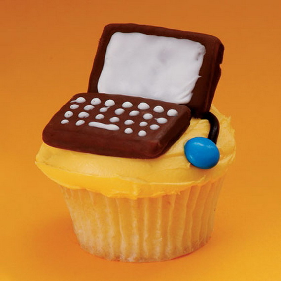 Back to School Cake and Cupcake Ideas_27