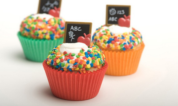 Back to School Cake and Cupcake Ideas_39