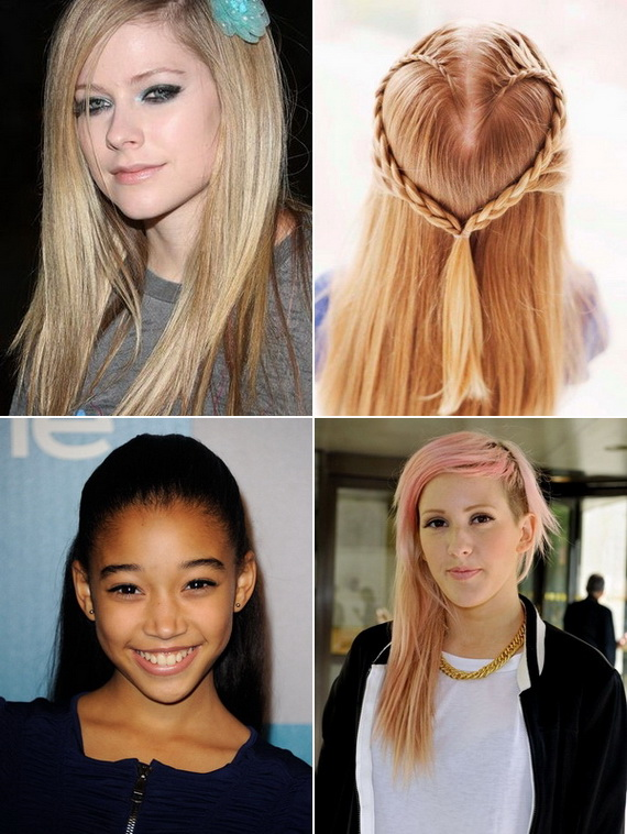 Back to School Cool Hairstyles 2014 for Girls_36