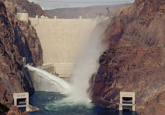 HOOVER WATER RELEASE