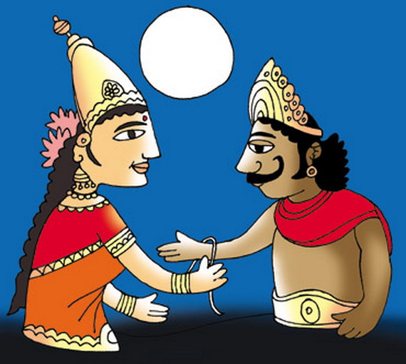 Raksha Bandhan  Rakhi History and Origin _01
