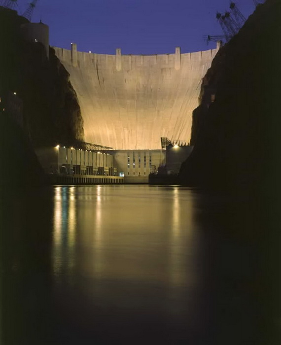 The history of -The Greatest Dam in the World- Hoover Dam_02