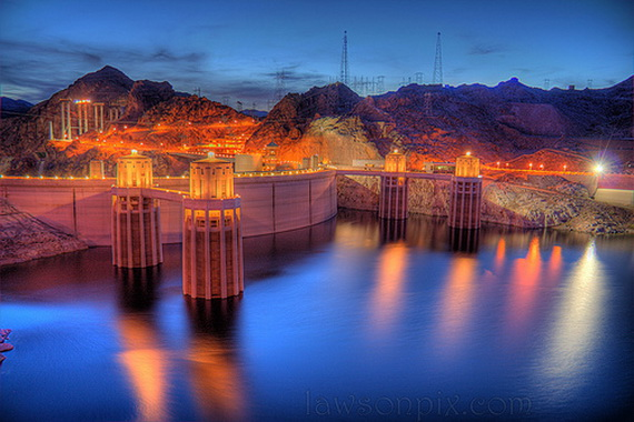 The history of -The Greatest Dam in the World- Hoover Dam_04