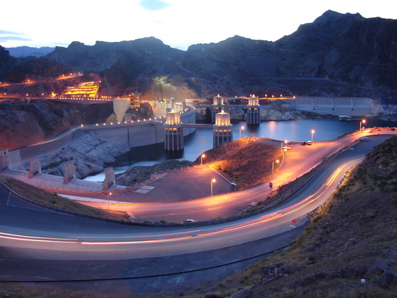 The history of -The Greatest Dam in the World- Hoover Dam_07