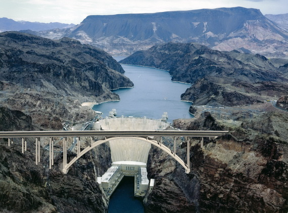 The history of -The Greatest Dam in the World- Hoover Dam_08