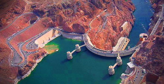 The history of -The Greatest Dam in the World- Hoover Dam_13