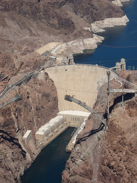 The history of -The Greatest Dam in the World- Hoover Dam_20