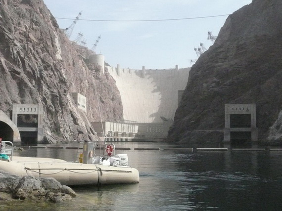 The history of -The Greatest Dam in the World- Hoover Dam_26