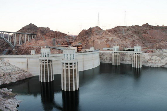 The history of -The Greatest Dam in the World- Hoover Dam_30