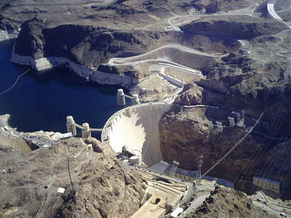 The history of -The Greatest Dam in the World- Hoover Dam_37
