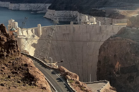 The history of -The Greatest Dam in the World- Hoover Dam_43