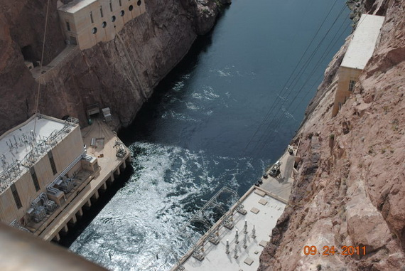 The history of -The Greatest Dam in the World- Hoover Dam_45