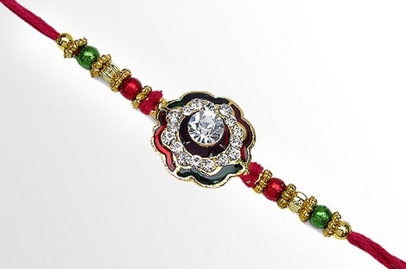 Traditional Rakhi Styles and designs on Raksha Bandhan _02