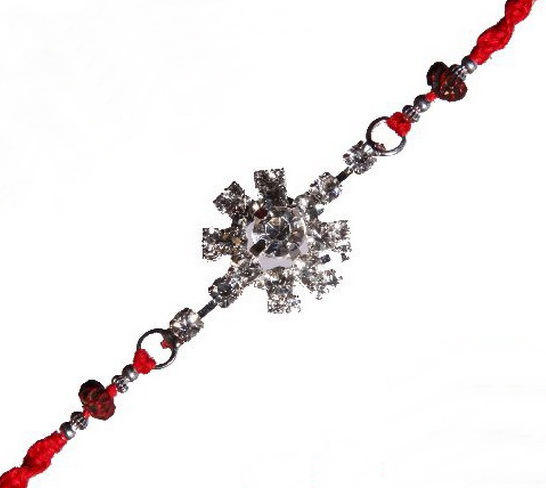 Traditional Rakhi Styles and designs on Raksha Bandhan _15