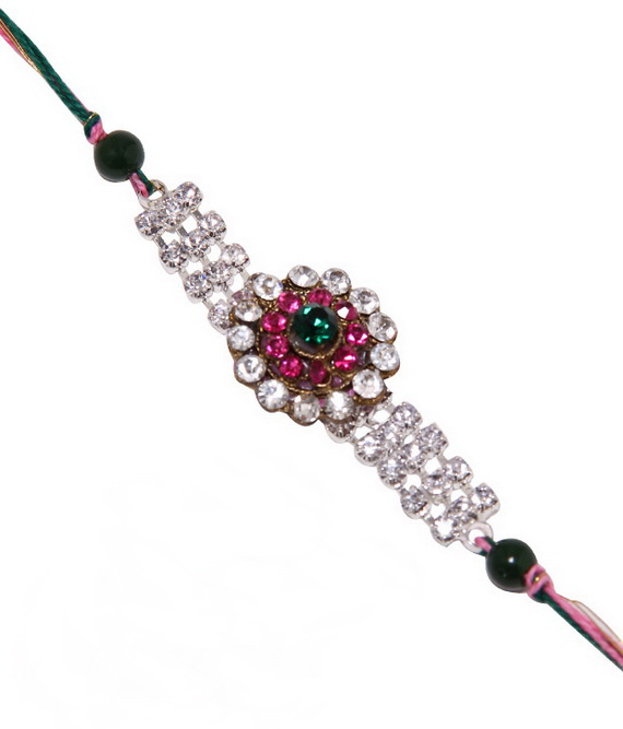 Traditional Rakhi Styles and designs on Raksha Bandhan _32