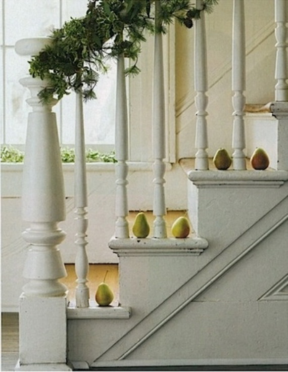 50 Unique Fall Staircase Decor Ideas_32