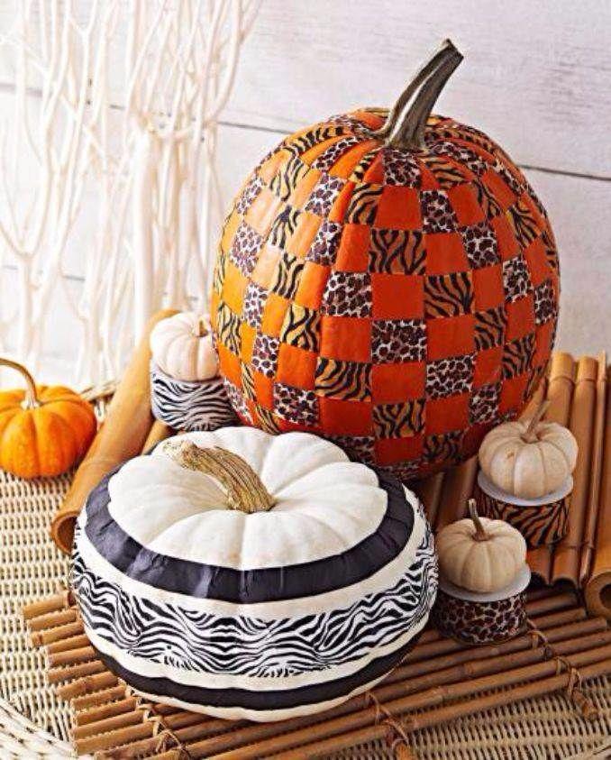 Amazing Pumpkin Centerpieces (4)