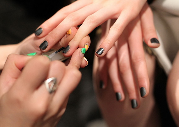 Best autumn-winter 2013-2014 Nail Art Trends_33