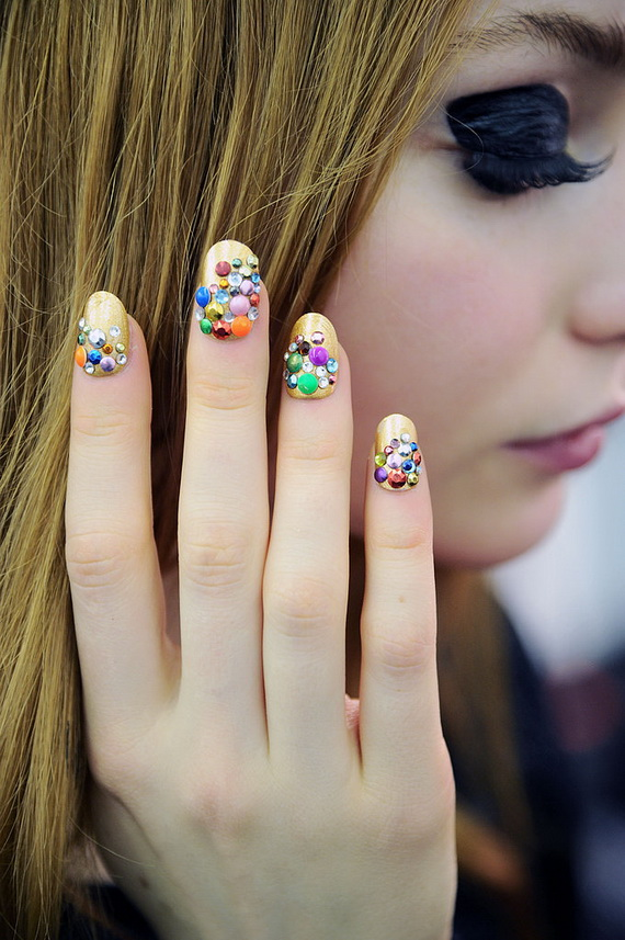 Best autumn-winter 2013-2014 Nail Art Trends_42