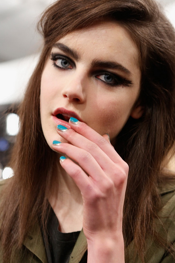 Best autumn-winter 2013-2014 Nail Art Trends_61