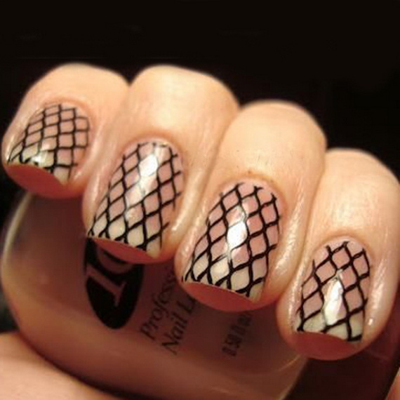 Best autumn-winter 2013-2014 Nail Art Trends_76