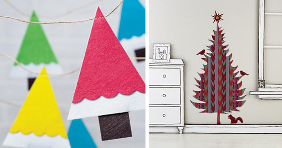 Christmas Decoration Ideas for Kids Room - Wall Decals_49