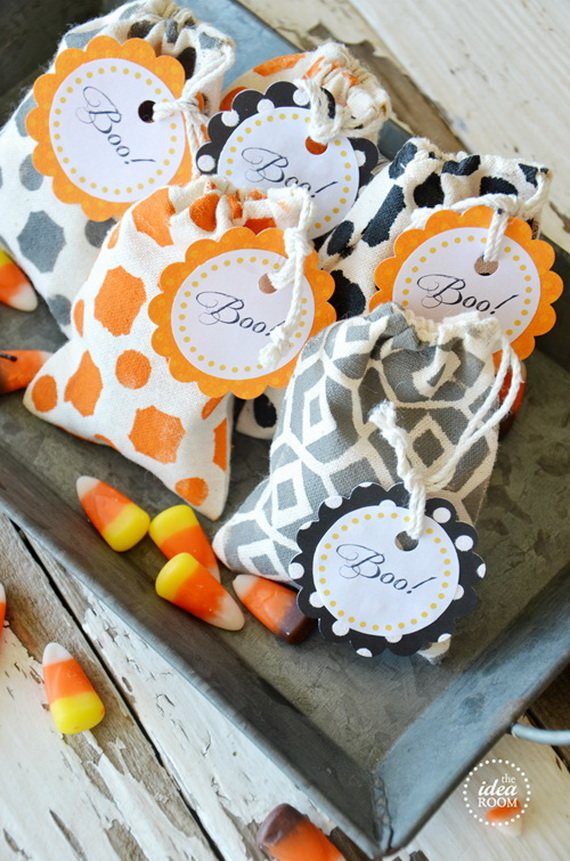 Easy Ideas for Halloween Treat Bags and Candy Bags (1)_resize