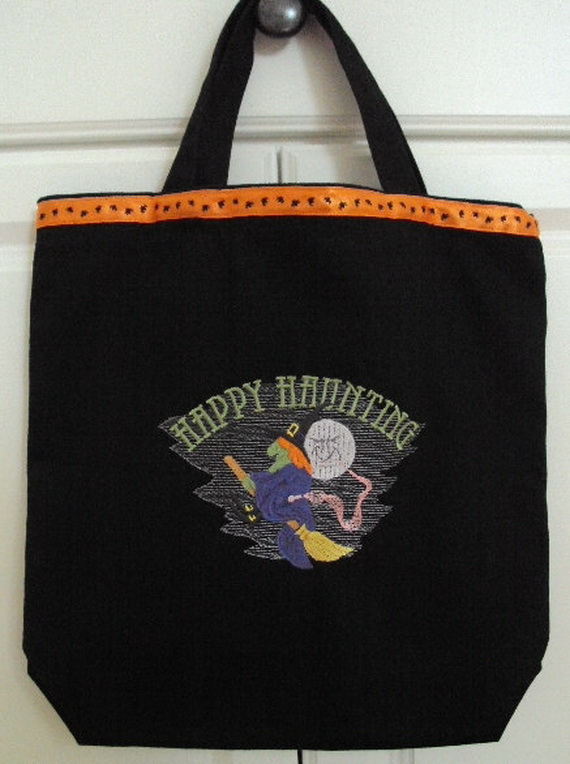 Easy Ideas for Halloween Treat Bags and Candy Bags (24)_resize