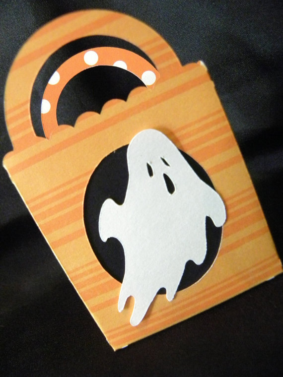 Easy Ideas for Halloween Treat Bags and Candy Bags (28)