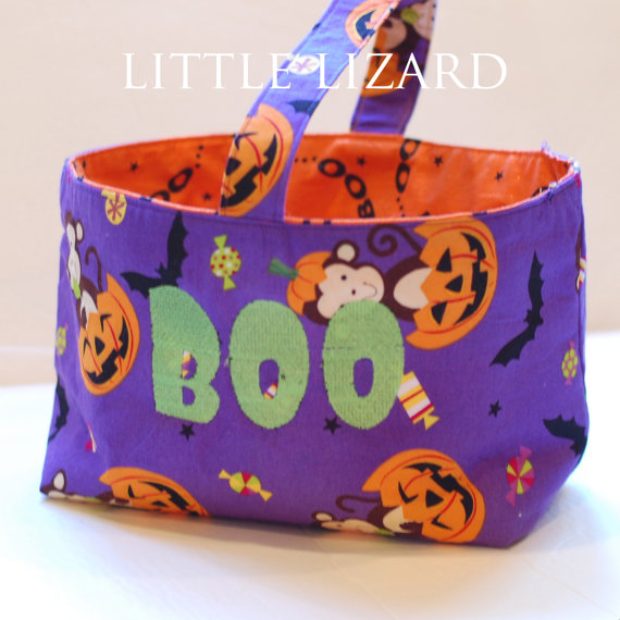 Easy Ideas for Halloween Treat Bags and Candy Bags (37)