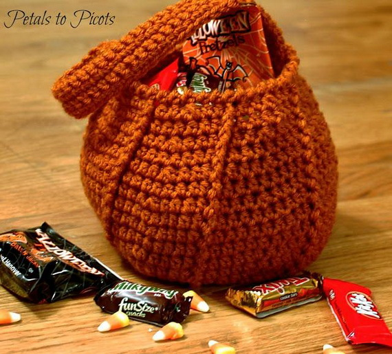 Easy Ideas for Halloween Treat Bags and Candy Bags (3)_resize